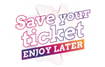 Save Your Ticket Logo